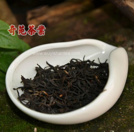 【有烟正山小种红茶】